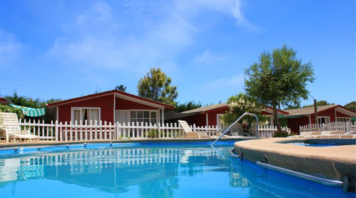 pool cottages santa irene pichilemu
