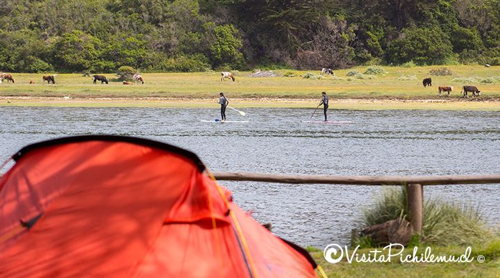 stand up paddle camping millaco