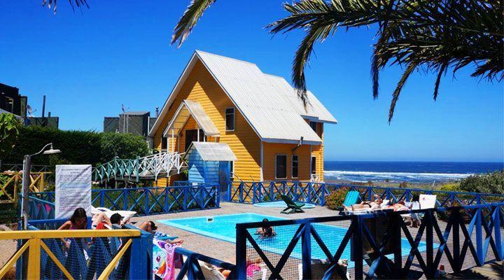 piscina cabanas dunamar pichilemu