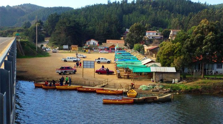 Cahuil craft fair pichilemu