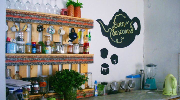 cocina hostal kom