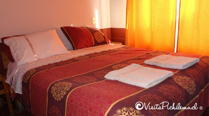 double room apartment santa irene pichilemu