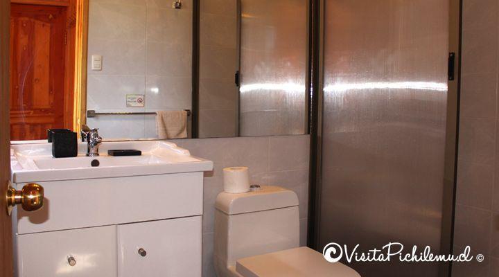 pichilemu bathroom domes