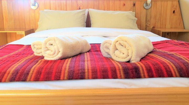 Pichilemu cúpulas cama de casal
