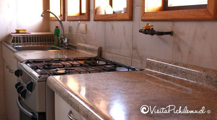 cúpulas de cozinha Pichilemu