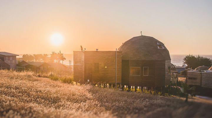 Pichilemu cúpulas do sol