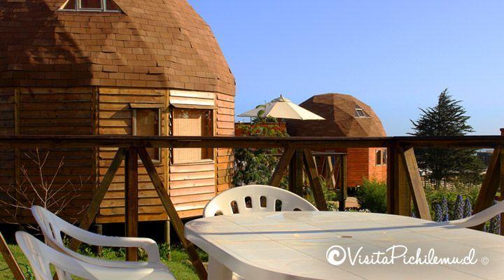pichilemu terrace domes
