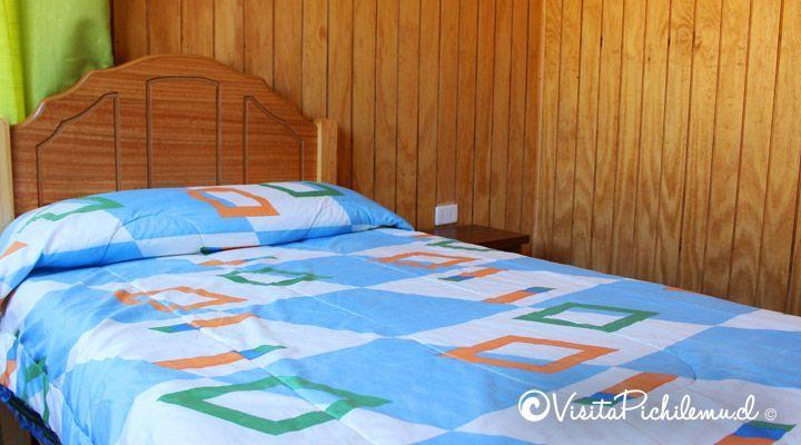 habitacion cabanas individuais las salinas Cahuil