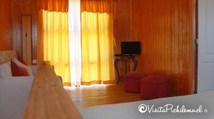 vivendo cottage espaço para 5 sal pessoas Cahuil