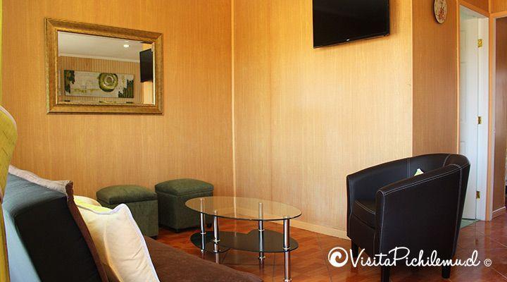 interior apart hotel marina pichilemu
