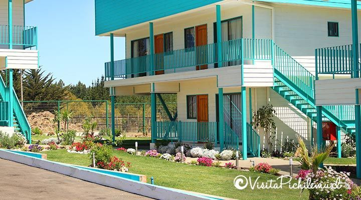 Navy departments apart hotel pichilemu