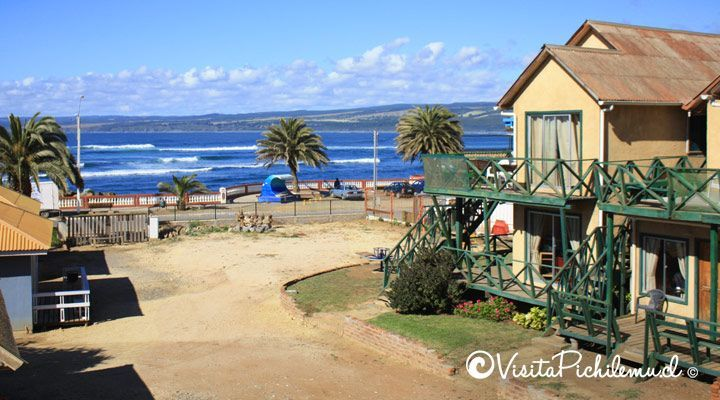 cottages santa irene beachfront pichilemu