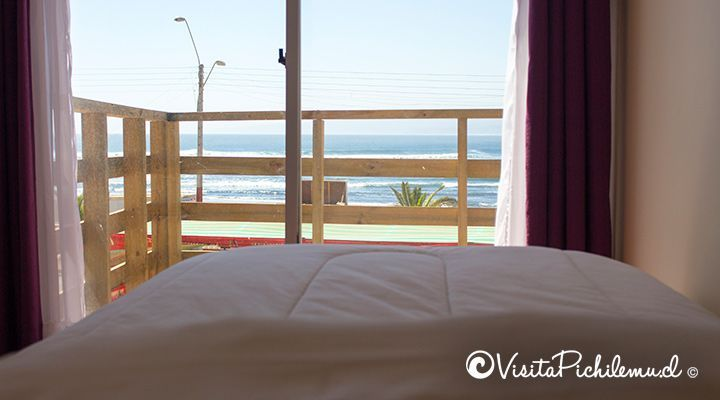 room for 2 person with sea view
