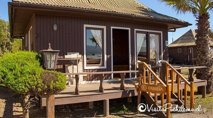 cabana for 5 Waitara people pichilemu