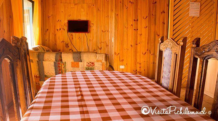 cabanas portas do quarto sol Pichilemu