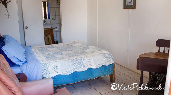habitacion para 2 personas waitara pichilemu