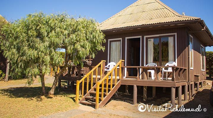 cabana for 4 Waitara people pichilemu