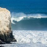 pichilemu giant waves in chile