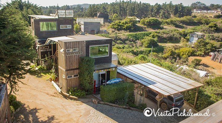 the brash siren tip hostel Wolf pichilemu