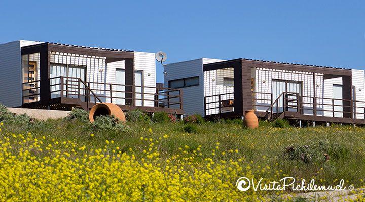 cabanas tinajas del mar pichilemu