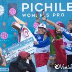 premiacion leilani mcgonagle pichilemu womens pro 2017
