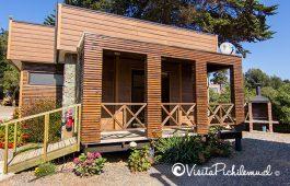 cabana for 5 people pine ranch pichilemu