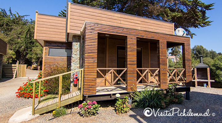 cabana for 5 people pine ranch pichilemu