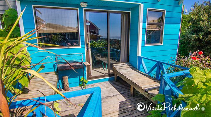 terraza suite para 2 personas dunamar pichilemu