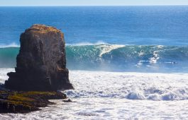 onda gigante Punta de Lobos, Pichilemu